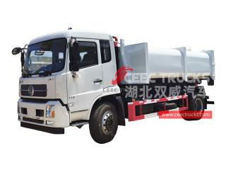 10CBM Hook lift garbage truck - CEEC