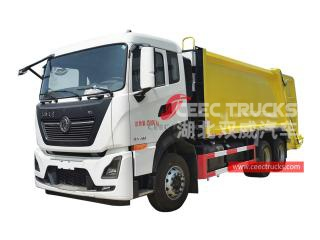 18CBM Garbage compactor truck Dongfeng - CEEC
