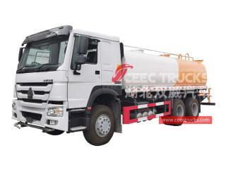 HOWO 18CBM Water spray truck - CEEC