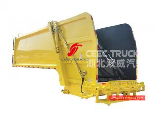 european standard 20,000 liters refuse compactor truck superstructure