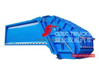 european standard 20,000 liters garbage compactor body