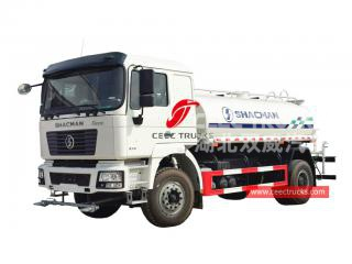 Shacman 8CBM Water bowser truck - CEEC