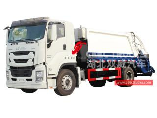 ISUZU GIGA 12CBM Rear loader