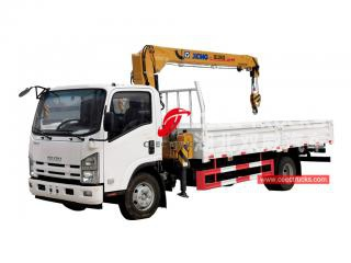 Good quality ISUZU Crane truck