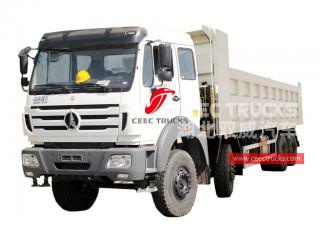 North benz 8x4 Heavy Dump truck