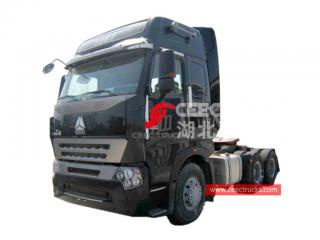 HOWO A7 Prime mover