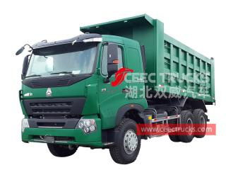 HOWO  A7 10 wheels tipper lorry