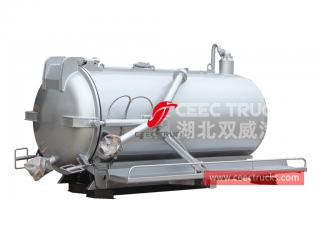 vacuum tanker kit for Fiji