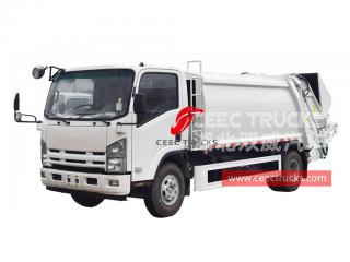 ISUZU Refuse compactor for sale