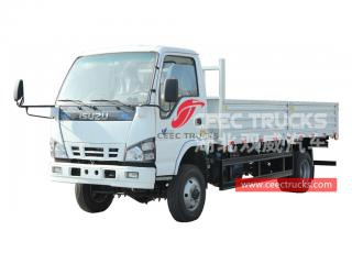 ISUZU 4×4 flat body truck for sale