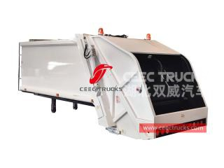 Good quality 10 CBM waste compactor truck body kit