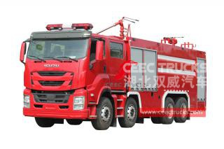 ISUZU GIGA fire engine