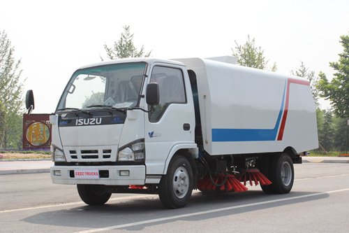 How to build best quality Road Sweeper trucks and superstructure