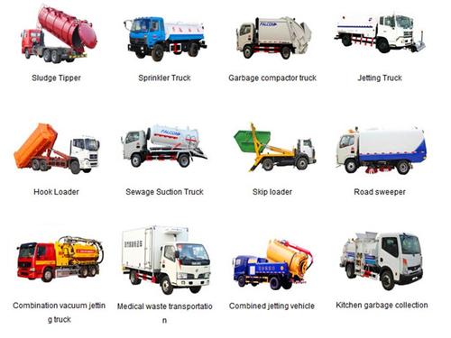 CEEC Catalogue--Where to find best special purpose truck manufacturer