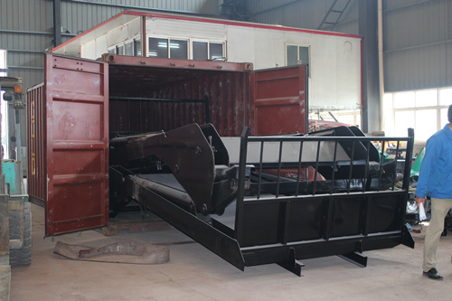 Skip Loader superstructure and trucks Manufacturer